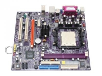 ECS C51GM-M + AMD Athlon 64 X2 4200+