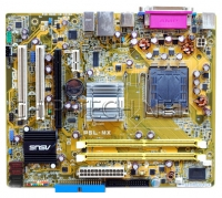 ASUS P5L-MX + Intel Core 2 Duo E6400 2,13/2/1066