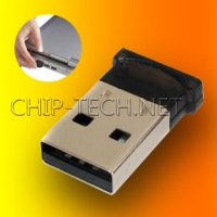 Bluetooth USB 2.0 Adapter 20m PC МiniUSB